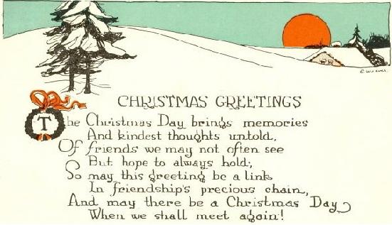 Christmas-Poems