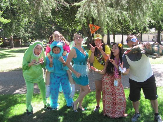 Adventure Camp Dress Up Day www.sweetteasweetie.com