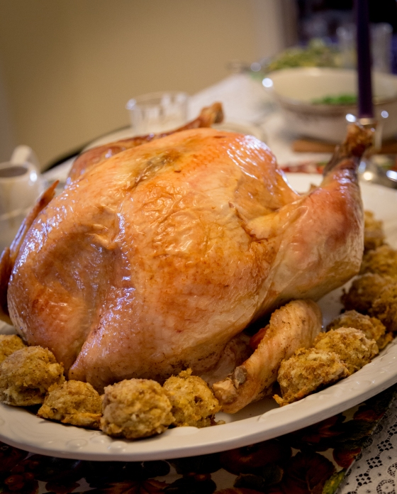 Perfectly Roasted Turkey www.sweetteasweetie.com