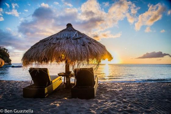 Anse Chastanet, St. Lucia | www.sweetteasweetie.com