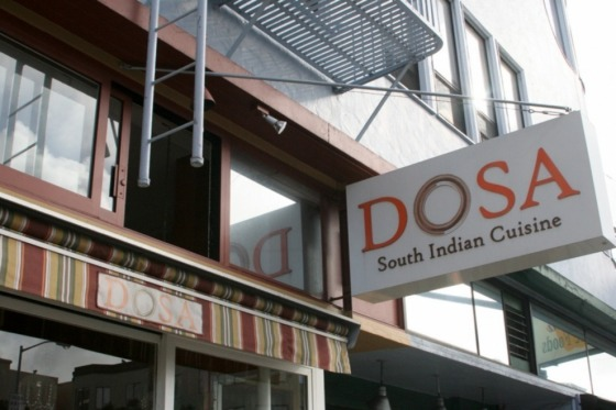 Dosa on Valencia, San Francisco | www.sweetteasweetie.com