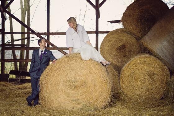 Rustic Southern Wedding | www.sweetteasweetie.com