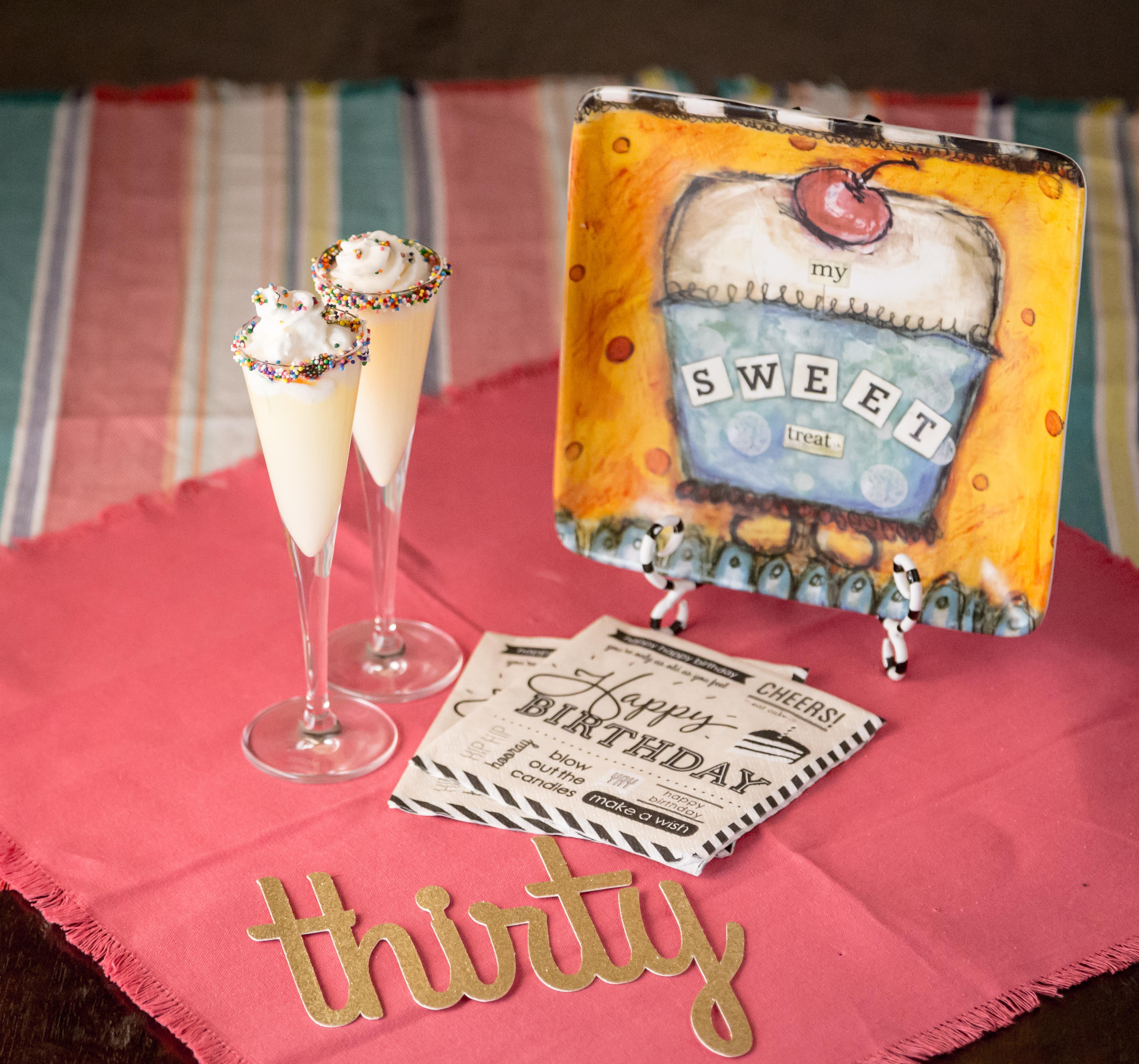 Phenomenal 30Th Birthday Cake Shots Sweet Tea Sweetie Funny Birthday Cards Online Alyptdamsfinfo