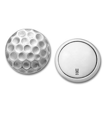 Engraved Golf Ball Marker www.sweetteasweetie.com
