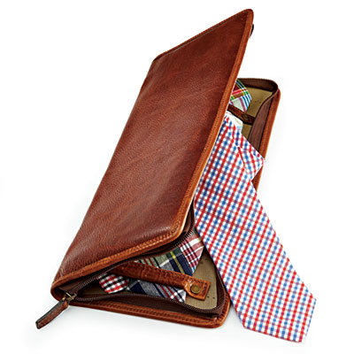 Travel Tie Case www.sweetteasweetie.com