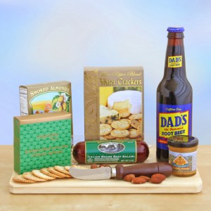 Snack Pack for Dad | www.sweetteasweetie.com