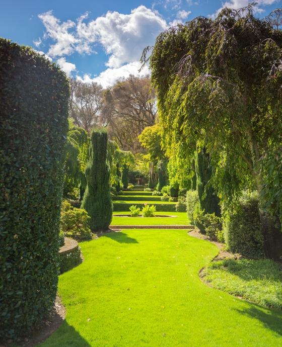 Filoli Estate in Woodside, CA | www.sweetteasweetie.com