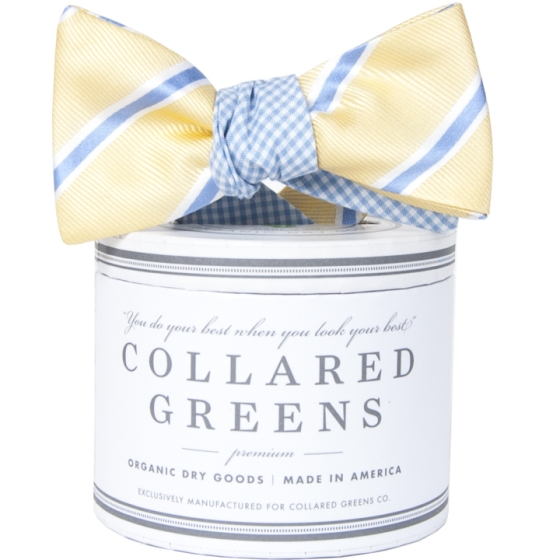 Classic Bow Tie from Collard Greens www.sweetteasweetie.com