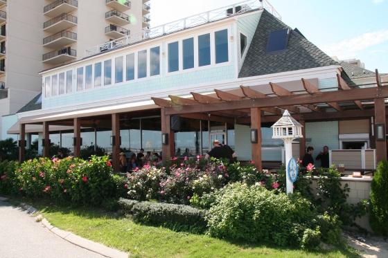 Waterman's Grill | www.sweetteasweetie.com