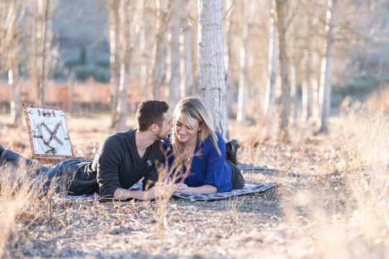 Engagement Photos Sonoma, CA www.sweetteasweetie.com